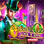 Book of Oz - Lock `N Spin